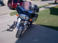 1999 HONDA VALKYRIE, INTERSTATE EDITION. IT IS IN