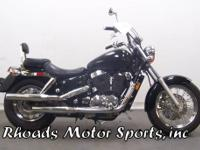 1999 Honda VT1100 Shadow with 9800 Miles This 1100CC