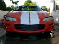 Up for sale is a 1999 Chevy Camaro rally sport (RS)