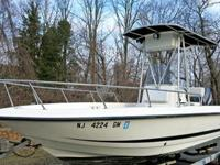 1999 Hydra-Sport 22 Bay Sport 22ft. Center Console with