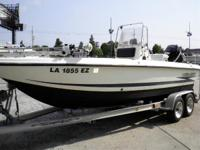 Description 22' Hydra-Sports 22' Hydra-Sports Bay
