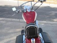 1999 Indian Chief motorcycle. Number 509 out of 1100