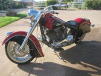 1999 Indian Chief, excellent condition, only 344