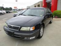 We have for sale a very nice 1999 Infiniti I30 !!!!!