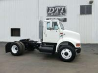 Standard Trucks Day Cab. 219K Miles 1999 International