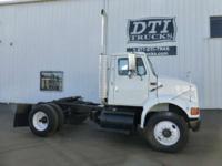 Standard Trucks Day Cab 3863 PSN. 1999 International