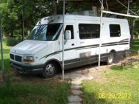 Great motorhome, superb shape, to kept under lost,