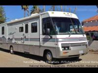 1999 Itasca Suncruiser M-35 WP Solar, This Class A is