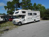1999 Jayco Eagle. This Class C recreational vehicle has