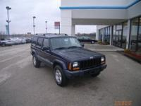 Options Included: N/AONE OWNER Jeep Cherokee 4X4 in