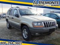 Priced Below the Market. This 1999 Jeep Grand Cherokee