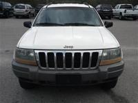 Options:  1999 Jeep Grand Cherokee Laredo Sport Utility