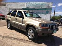 New and hot on the J&C Auto Sales lot! 1999 Jeep Grand