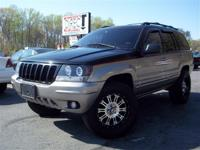 Options Included: A/C Front; A/C Rear; Power Steering;