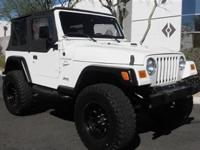 Take A look At This Nice 1999 Jeep Wrangler Sport Coupe
