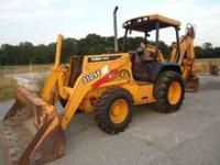 1999 john deere 310se 4x4 loader backhoe with
