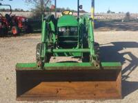 1999 John Deere John Deere 4500 Runs excellent and