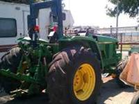 1999 John Deere tractor 6410L for Sale - $23,000 OBO.