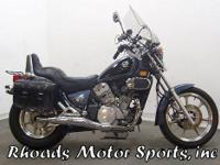 1999 Kawasaki VN750A15 with 8,540 Miles. This is a nice