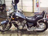 Description Make: Kawasaki Mileage: 12,023 miles Year: