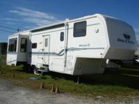 1999 King of the Road MarquisII 37 CK 38' 5th Wheel has