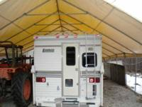 1999 Lance Lance 1130 This truck camper has everything