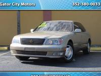 1999 Lexus LS 400 Base FOR SALE in Gainesville near