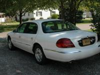 1999  Lincoln Continental with only 99,000 miles