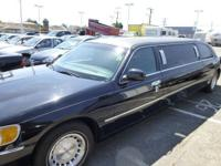 This Lincoln Limousine is one that you truly have to