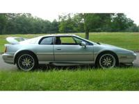 1999 LOTUS ESPRIT V-8 TWIN TURBO We purchased this