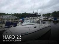 1999 Mako 23 - Stock #088399 -