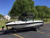1999 Malibu Sunsetter Boat - Good Condition! $17,500