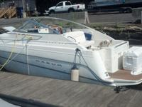 Take a look at this 1999 Maxum 2400 SCR. Second owner