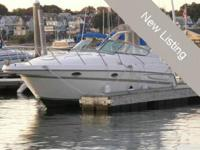 1999 Maxum 3000 SCR This is a brand new listing, just
