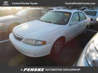 1999 Mazda 626 Sedan 4dr Sdn ES Auto Sedan Our Location