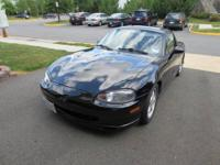1999 Mazda MX-5 Miata Here is a 1999 Mazda Miata in