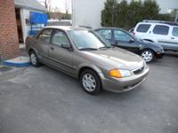 Options Included: N/A1999 Mazda Protage, 1-OWNER CAR in
