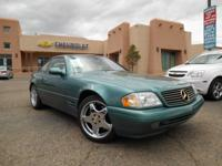 Stay comfortable in your 1999 Mercedes-Benz 500 SL