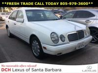 E320 trim. EPA 30 MPG Hwy/21 MPG City! Leather Seats,