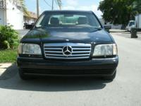 This Mercedes is GORGEOUS 1 proprietor 4 door Grand