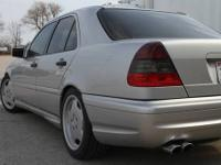 1999 Mercedesd Benz C43 AMG 4DR Sedan RWD 102K V8-16