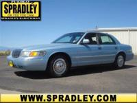 WOW! This is one hot offer! This 1999 Mercury Grand