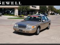 Options Included: N/AOne-Owner 1999 MERCURY GRAND