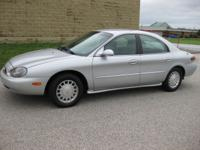 Options Included: 1999 Mercury Sable LS Sedan (VIN: