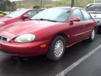 Look at this 1999 Mercury Sable LS. Its Automatic