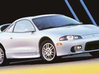 This silver 1999 Mitsubishi Eclipse GS might be just