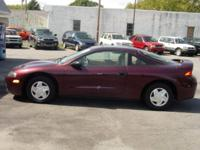 Options Included: N/A1999 Mitsubishi Eclipse RS! 5