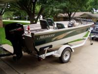 Durable, dependable single owner boat - purchase