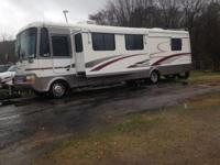 I am selling a Newmar Mountain Aire RV. It has received