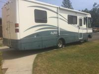 I'm selling my 1999 national motorhome it's has many